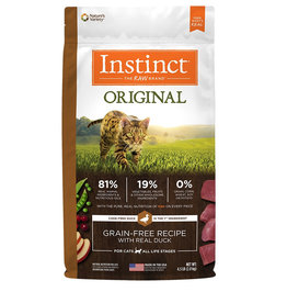 NATURES VARIETY Instinct Original Duck Cat Food