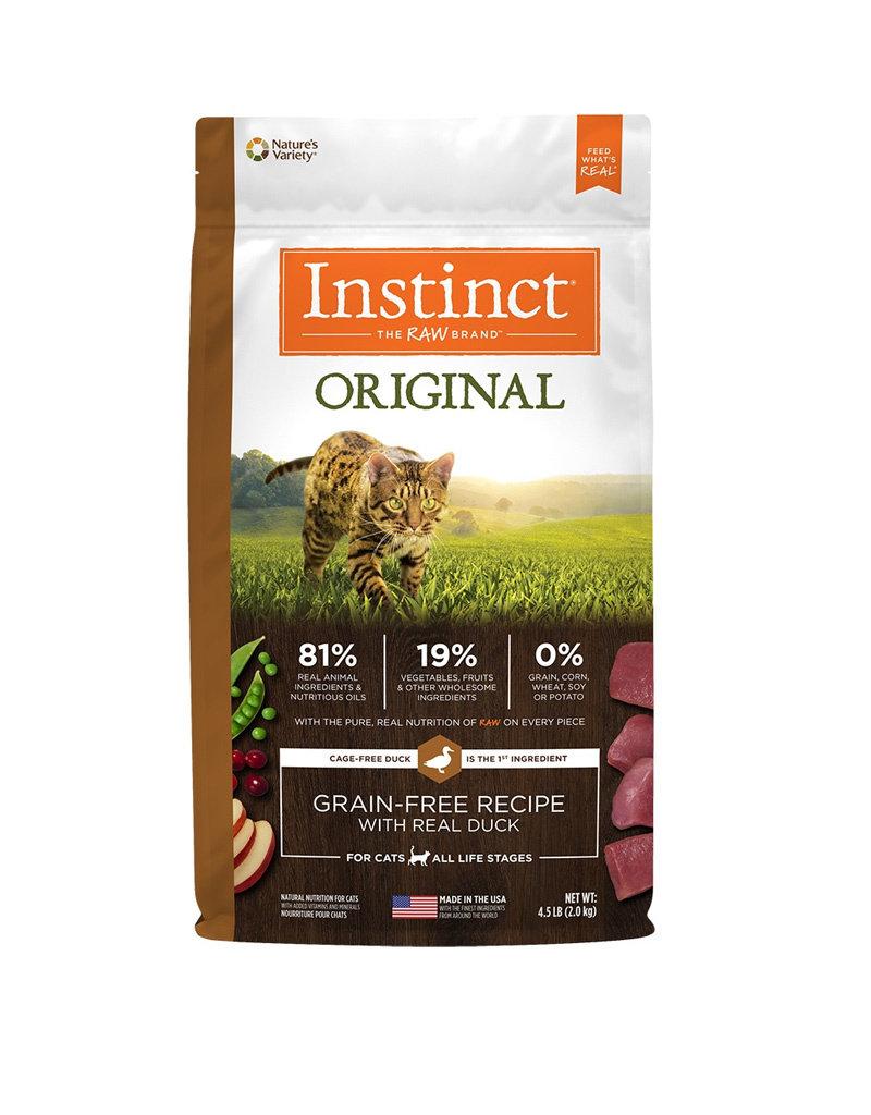 NATURES VARIETY Instinct Original Duck Cat Food