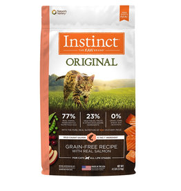 NATURES VARIETY Instinct Original Salmon Cat Food