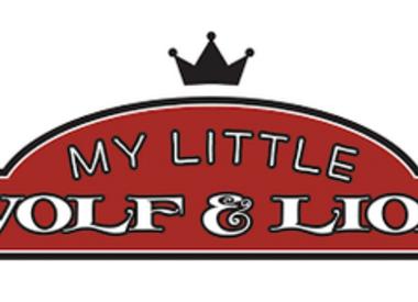 MY LITTLE WOLF & LION