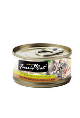 Fussie Cat Premium Smoked Tuna in Aspic 2.82oz  (Case of 24 Cans)
