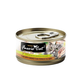 FUSSIE CAT Fussie Cat Premium Smoked Tuna in Aspic 2.82oz