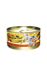 FUSSIE CAT Fussie Cat Gold Chicken & Sweet Potato in Gravy 2.82oz (Case of 24 Cans)