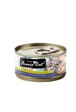 Fussie Cat Premium Tuna & Threadfin Bream in Aspic 2.82oz (Case of 24 Cans)