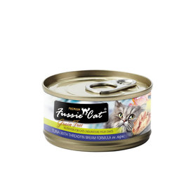 FUSSIE CAT Fussie Cat Premium Tuna & Threadfin Bream in Aspic 2.82oz