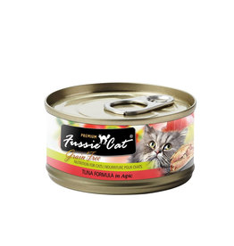 FUSSIE CAT Fussie Cat Premium Tuna in Aspic 2.82oz