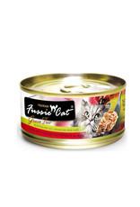 FUSSIE CAT Fussie Cat Premium Tuna & Oceanfish in Aspic 2.82oz (Case of 24 Cans)