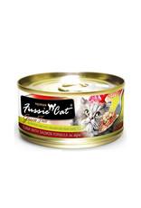 FUSSIE CAT Fussie Cat Premium Tuna & Salmon in Aspic 2.82oz (Case of 24 Cans)