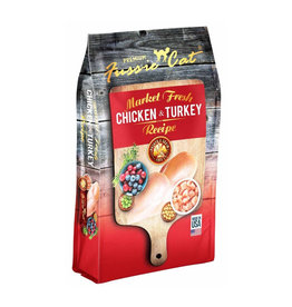 FUSSIE CAT Fussie Cat Market Fresh Chicken & Turkey Cat Food