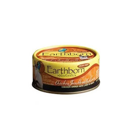 EARTHBORN Earthborn Chicken Jumble w/Liver 5.5oz Canned Cat Food (Case of 24)