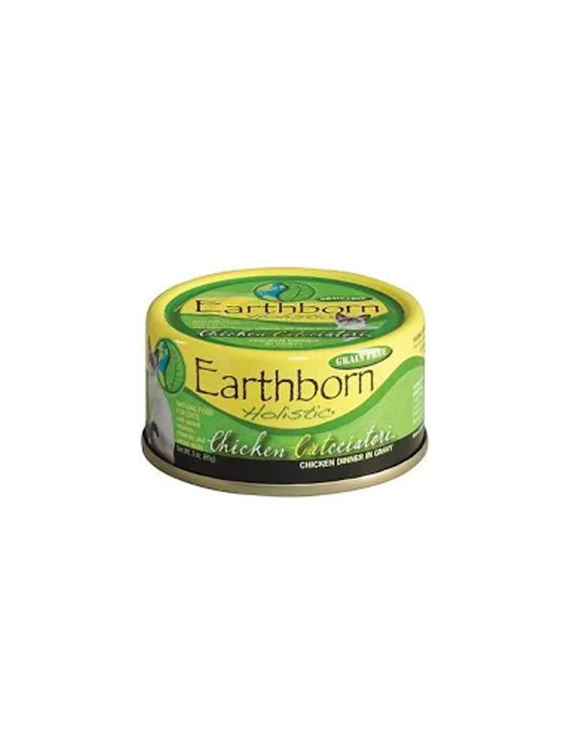 EARTHBORN Earthborn Chicken Catcciatori 5.5oz Canned Cat Food (Case of 24)