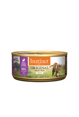 NATURES VARIETY Instinct Original Rabbit Cat Food Cans