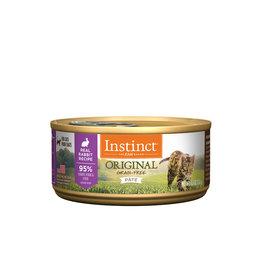 NATURES VARIETY Instinct Original Rabbit Cat Food Cans