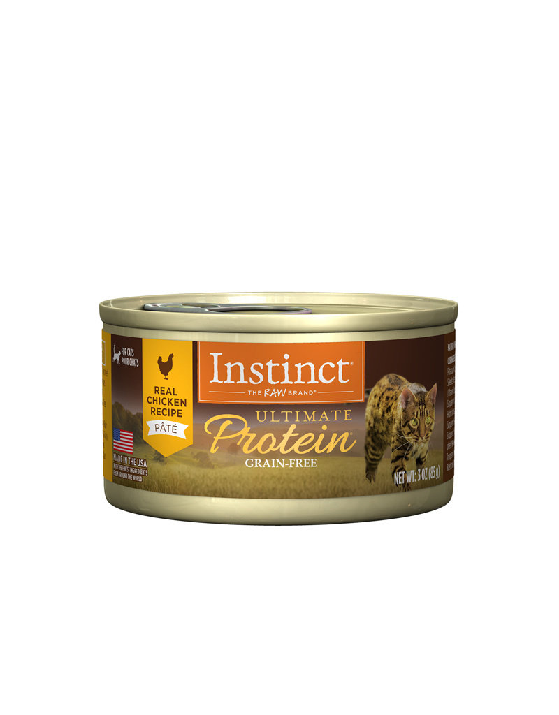 NATURES VARIETY Instinct Ultimate Protein Chicken Cat Food Cans