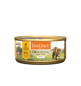NATURES VARIETY Instinct Original Chicken Canned Cat Food Cans