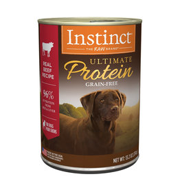 NATURES VARIETY Instinct Ultimate Protein Beef Canned Dog Food 13.2oz