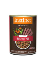 NATURES VARIETY Instinct Stews Beef Cans for Dogs 12.7oz (Case of 6)