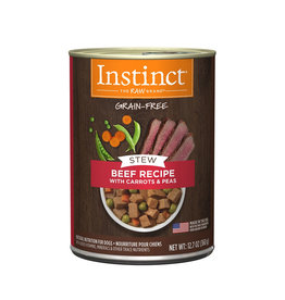 NATURES VARIETY Instinct Stews Beef Cans for Dogs 12.7oz