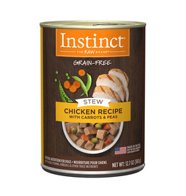 NATURES VARIETY Instinct Stews Chicken Cans for Dogs 12.7oz