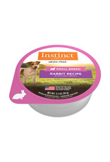 NATURES VARIETY Instinct Original Small Breed Rabbit Cups 3.5oz