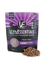 VITAL ESSENTIALS Vital Essentials Freeze Dried Turkey Nibs for Dogs 1lb