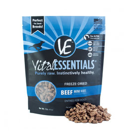 VITAL ESSENTIALS Vital Essentials Freeze Dried Beef Nibs for Dogs