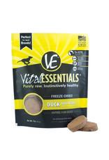 VITAL ESSENTIALS Vital Essentials Freeze Dried Mini Duck Patties for Dogs 1lb
