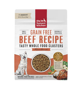 HONEST KITCHEN The Honest Kitchen Grain Free Clusters Beef