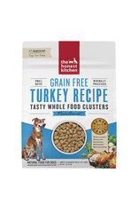 HONEST KITCHEN The Honest Kitchen Grain Free Clusters Turkey