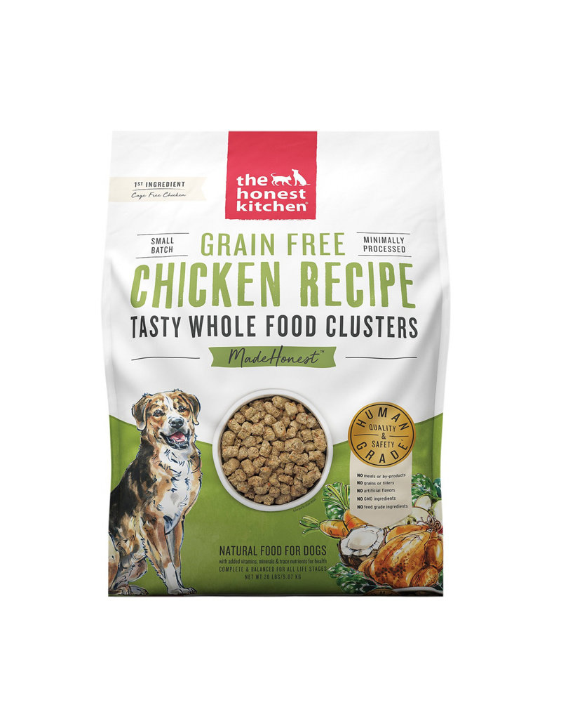HONEST KITCHEN The Honest Kitchen Grain Free Clusters Chicken
