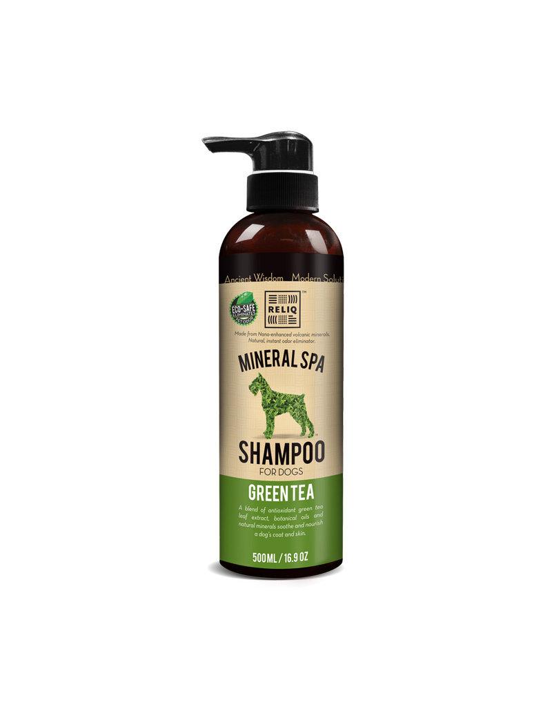 RELIQ Reliq Shampoo Green Tea 16.9oz