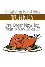 BAG OF BONES BARKERY Petsgiving Feast Turkey 16oz