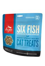 ORIJEN Orijen Six Fish Freeze Dried Cat Treats 1.25oz