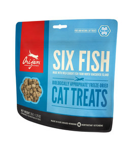 ORIJEN Orijen Six Fish Cat Treats 1.25oz