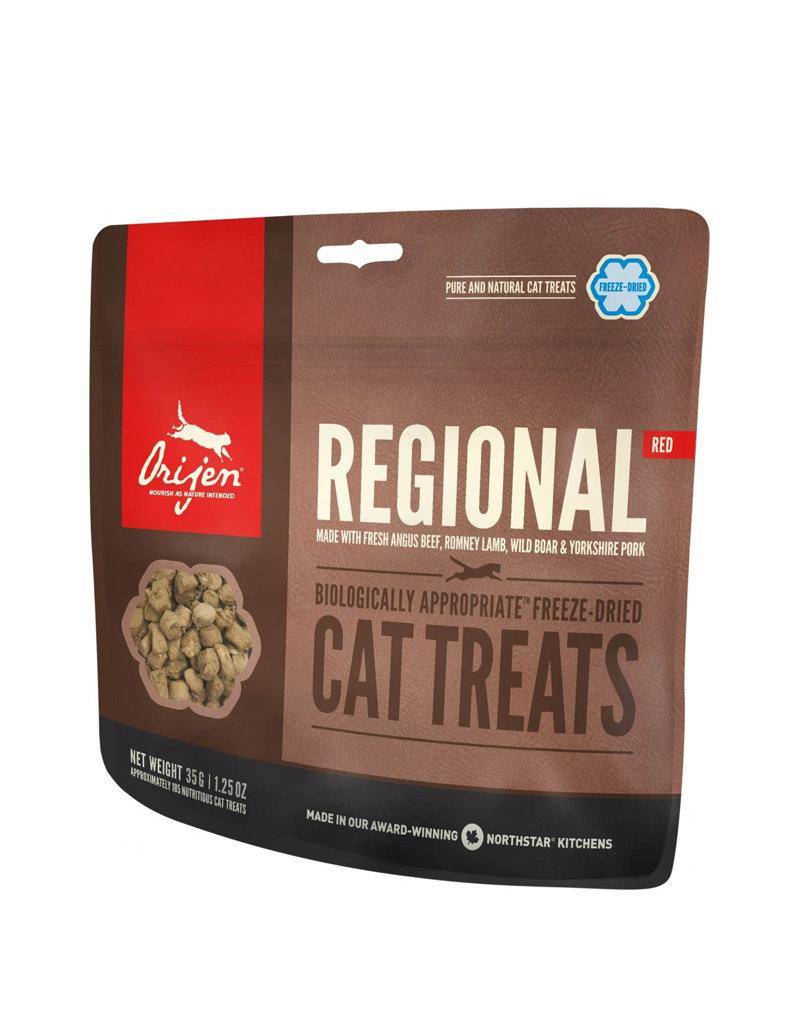 ORIJEN Orijen Regional Freeze Dried Cat Treats 1.25oz