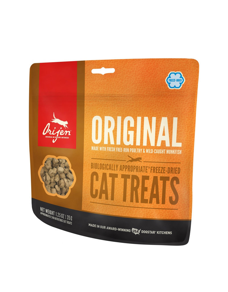 ORIJEN Orijen Original Freeze Dried Cat Treats 1.25oz