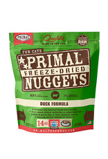 Primal Freeze Dried Duck Nuggets for Cats