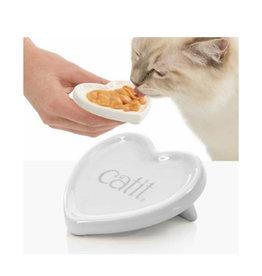CAT IT Catit Ceramic Heart Dish