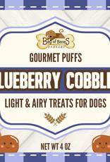 BAG OF BONES BARKERY Gourmet Puffs Blueberry Cobbler