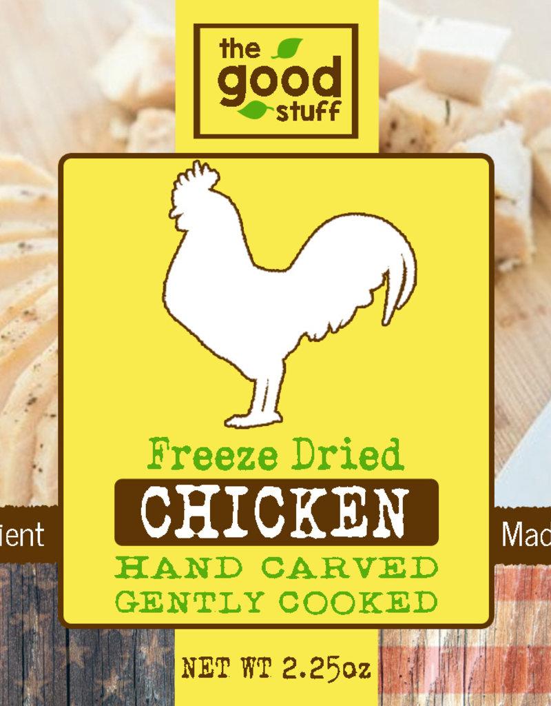 BAG OF BONES BARKERY The Good Stuff Freeze Dried Chicken Treats