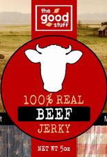 BAG OF BONES BARKERY The Good Stuff Just Jerky Beef