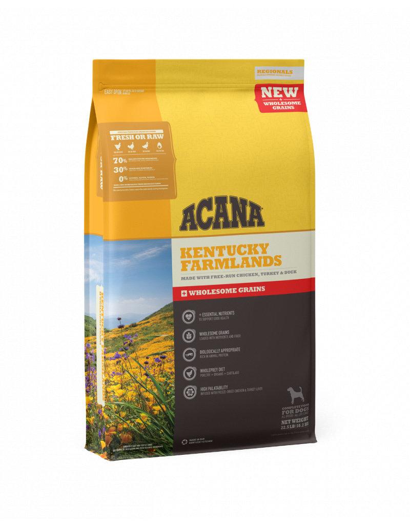 ACANA Acana Wholesome Grains Regionals Kentucky Farmlands Dog Food