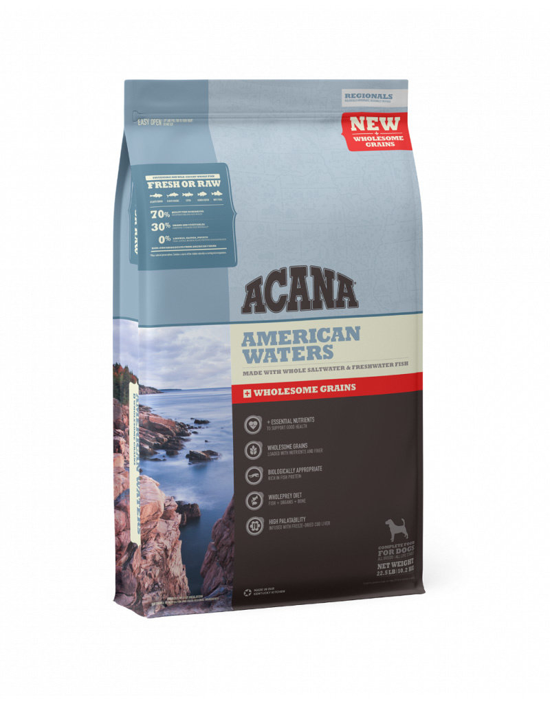 ACANA Acana Wholesome Grains Regionals American Waters Dog Food