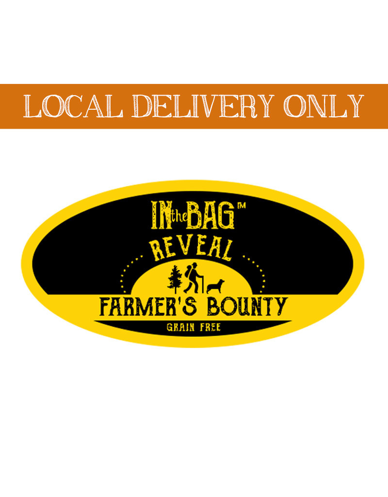 IN THE BAG In the Bag Reveal Farmer's Bounty Dog Food
