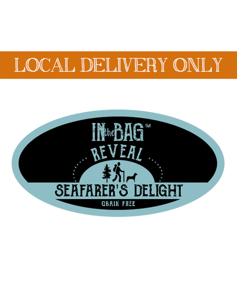 IN THE BAG In the Bag Reveal Seafarer's Delight Dog Food