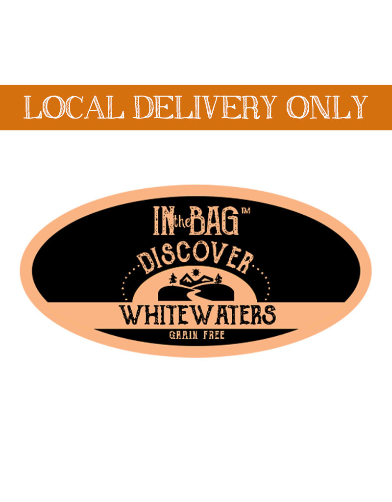 IN THE BAG In the Bag Discover Whitewaters Dog Food