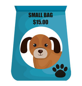 Pet Pantry Donation - Dog Food Small Bag