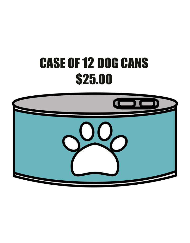 Pet Pantry Donation - Dog Case of 12 Cans