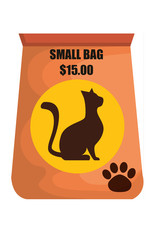 Pet Pantry Donation - Cat Food Small Bag
