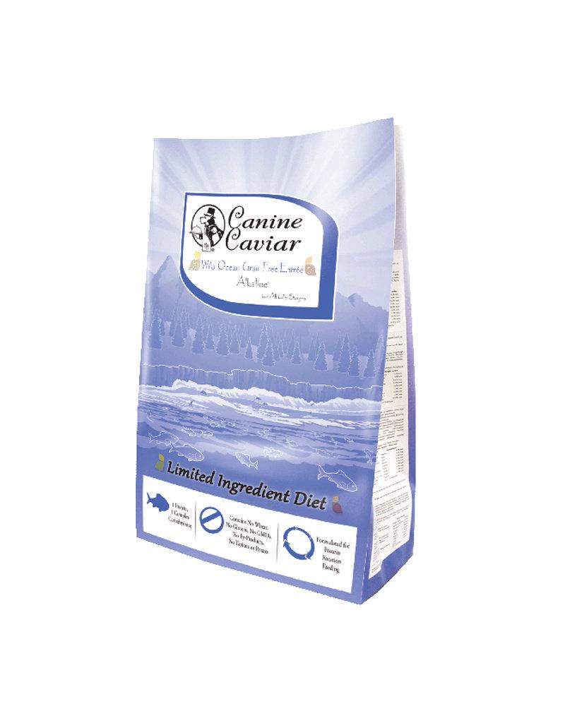 CANINE CAVIAR Canine Caviar Wild Ocean Dog Food